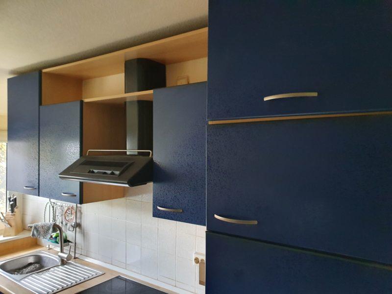 Küchenzeile inkl. E-Geräte