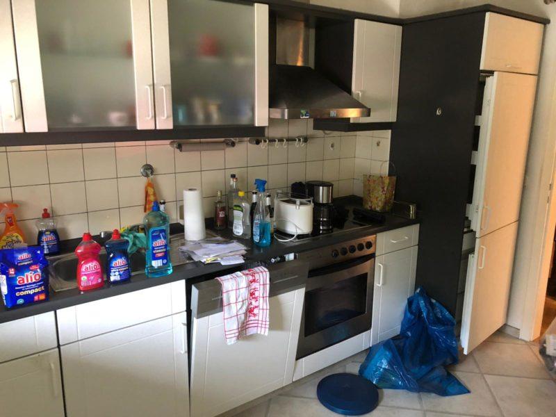 Küche, gebraucht